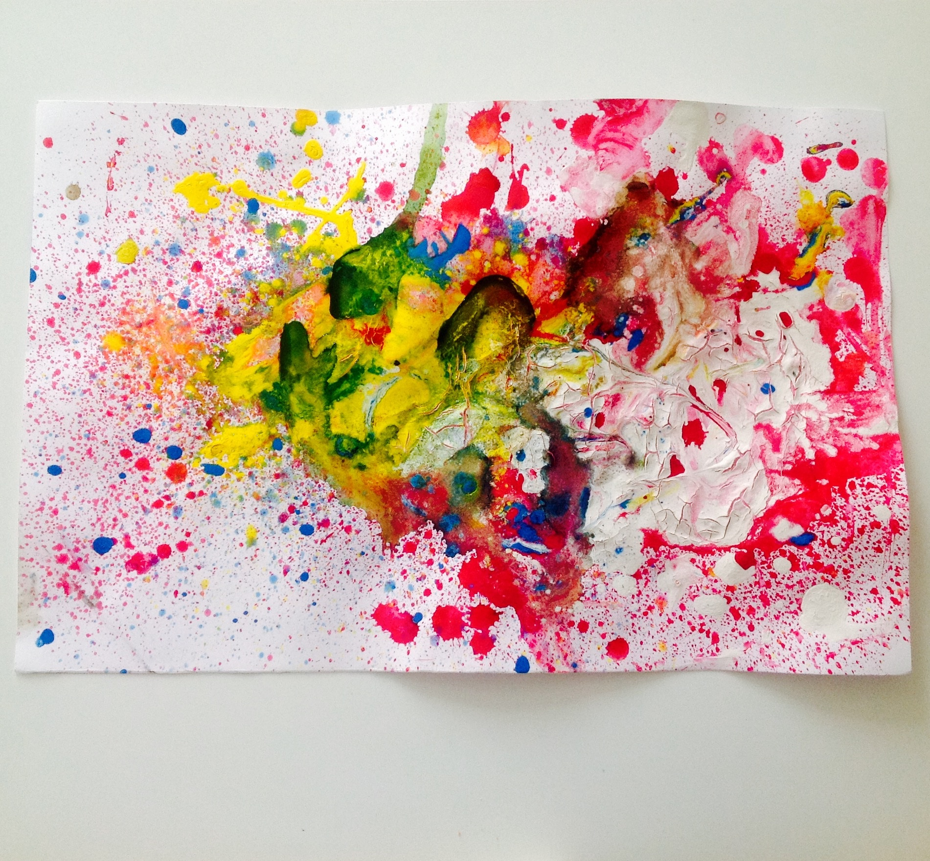 Turbo COUP DE COEUR] L'atelier Peinture Sensorielle « Pédagogie  ZS86