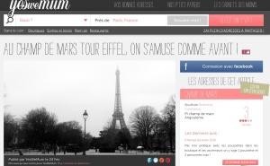 Au champ de mars Tour Eiffel, on s'amuse comme avant !