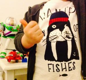 T-shirt imprimé enfant Monoprix
