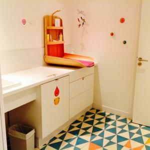 Toilettes Mombini - Humeur de moutard