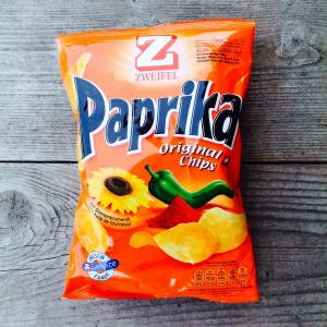 Les chips au paprika Zweifel