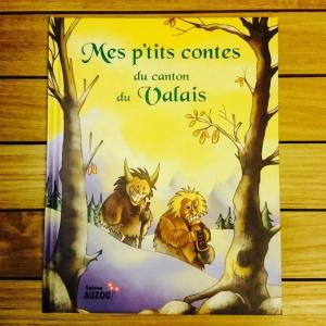 Mes p´tits contes du caton du Valais des Éditions Auzou