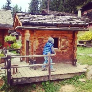 La petite cabane de Clambin