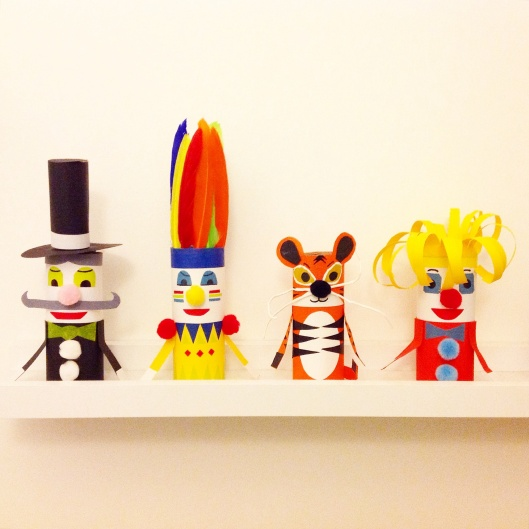 DIY marionnettes - by Humeur de moutard