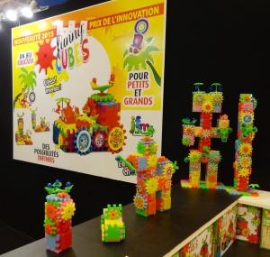 Ces Funny Cubes sont uniquement distribués sur les foires et salons