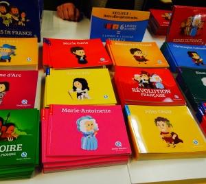 Super idée ces livres Quelle Histoire pour comprendre la vie d'un personnage historique