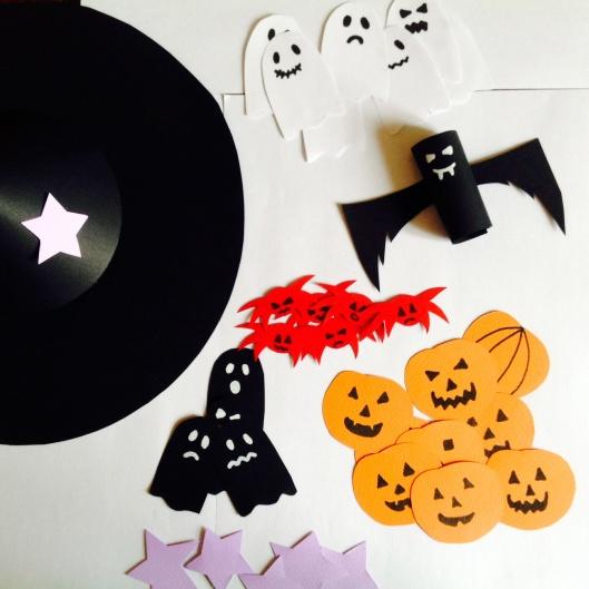 Matériel Couronne d'Halloween - by Humeur de moutard