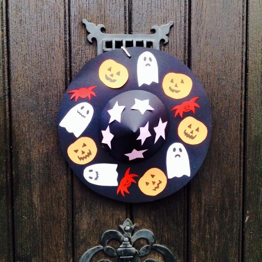 La couronne d'Halloween by Humeur de moutard
