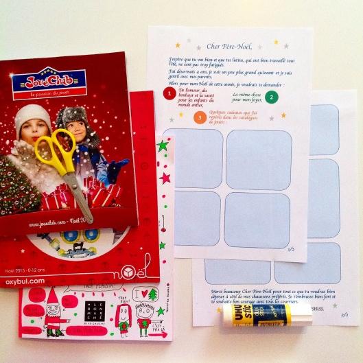 Lettre au Père Noël - by Humeur de moutard