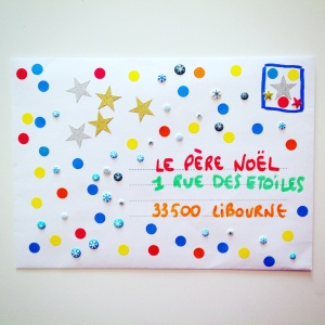 Lettre au Père Noël by Humeur de moutard