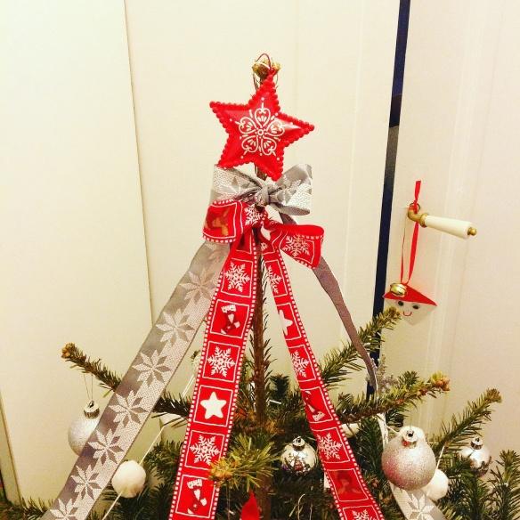 L'étoile de Noël.