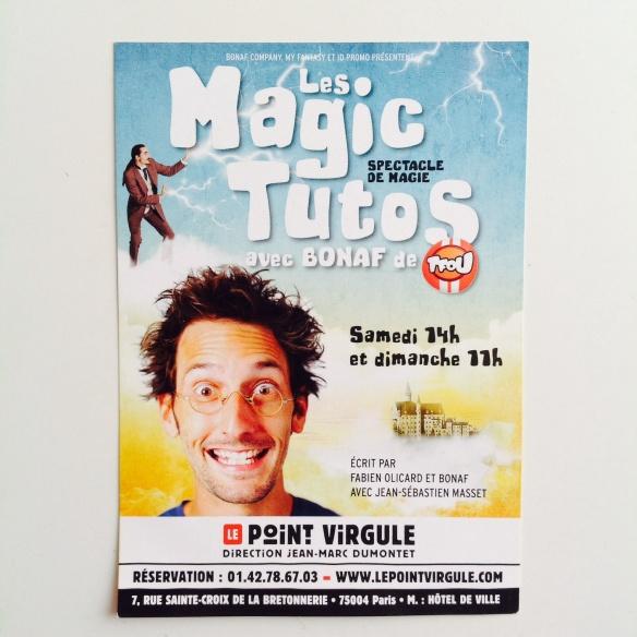 Les Magic Tutos - by Humeur de moutard