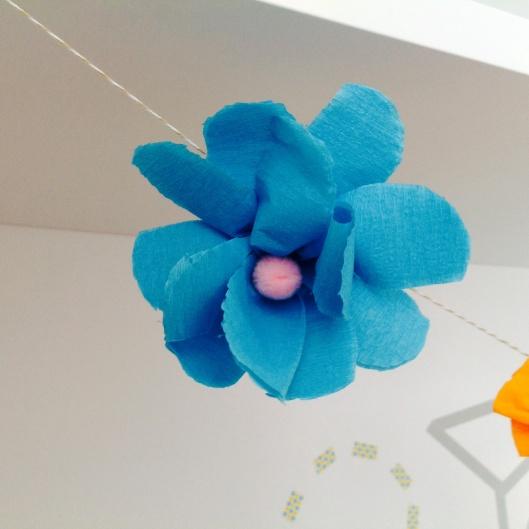 DIY guirlande de fleurs en papier by Humeur de moutard
