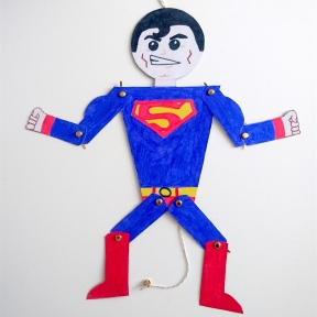 Le pantin Superman