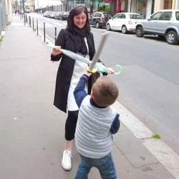 La rue Olivier de Serres