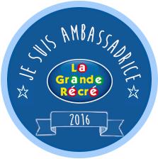 macaron ambassadeur LGR 2016