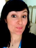 Selfie maquillage printanier