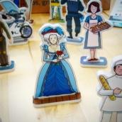 Histoya et Marie-Antoinette la coquette