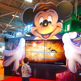 Disneyland Par(ad)is