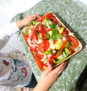 Les légumes à enfourner