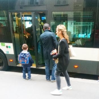 Les transports en commun