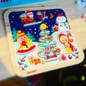 Le puzzle Noël Janod