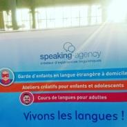Speaking agency
