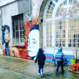 du Street art