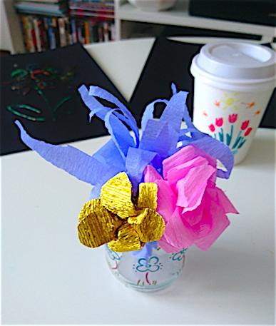 le bouquet final... de FLEURS !!!