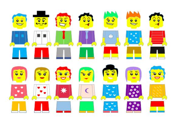 Special Diy L Anniversaire Lego De Mon Sizans Humeur De Moutard